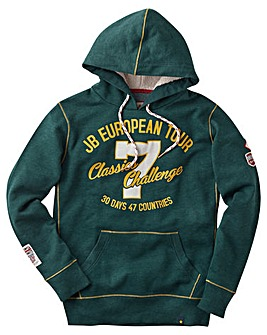 Joe Browns European Tour Hoody Long