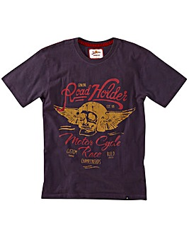 JOE BROWNS ROAD HOLDER T-SHIRT LONG