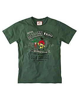 JOE BROWNS TASTY TACO T-SHIRT REG