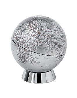 The Globe Collection Globe Bank - 20cm
