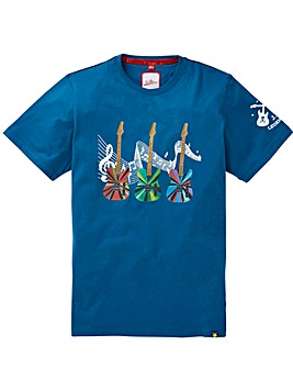 JOE BROWNS PLAY IT LOUD T-SHIRT LONG