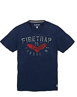 Firetrap Hans T-Shirt Long