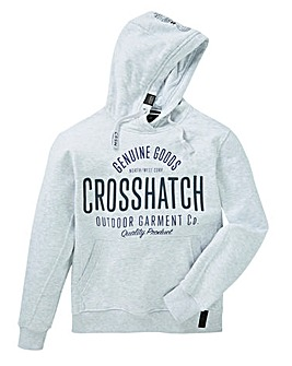 Crosshatch Seton Hooded Sweatshirt