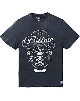 Firetrap Sagara T-Shirt Reg