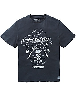 Firetrap Sagara T-Shirt Long