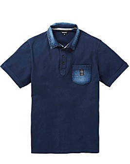 Firetrap Sette Polo Long