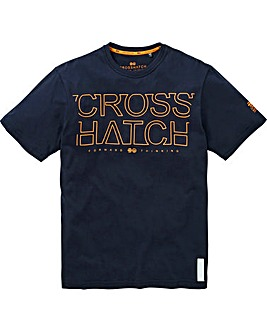 Crosshatch Quebec T-Shirt