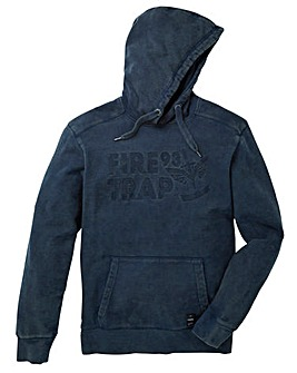 Firetrap Mio Hooded Sweat Long