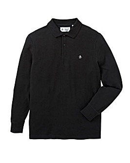Original Penguin Rib Collar Polo
