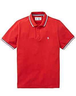Original Penguin Tipped Piq Honey Polo