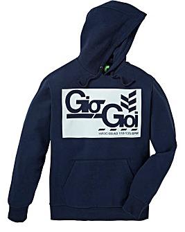GIO-GOI STANDING HOODY LONG