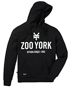 ZOO YORK TRAMPLE HOODY LONG