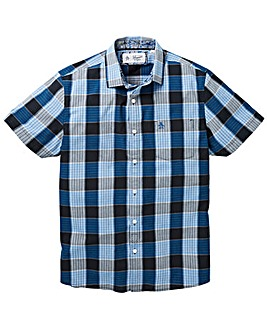 Original Penguin Jaspe Plaid Shirt