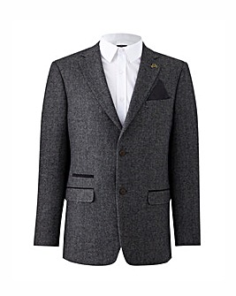 Skopes Wilsden Donnegal Tweed Blazer L