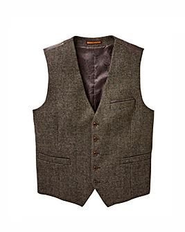 Skopes Wilsden Donnegal Tweed Waistcoat