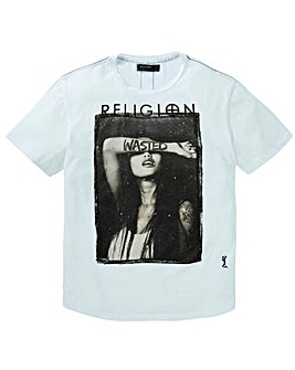 Religion Wasted T-Shirt