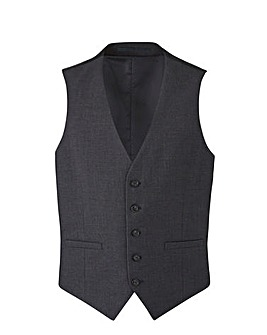 Burton Slim Fit Suit Waistcoat Reg