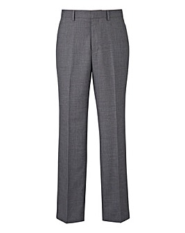 Burton Textured Suit Trousers 30 In