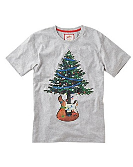 Joe Browns Rock Around The Tree Tee Reg