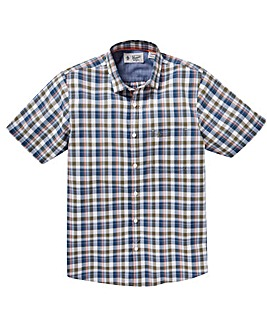 Original Penguin Madras Check Shirt