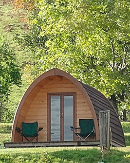 Two Night Lake District Glamping Break