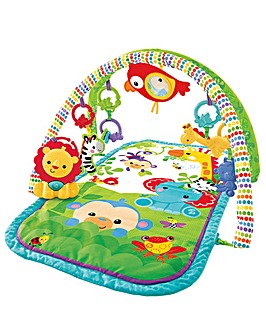 Fisher Price 3 in 1 Musical Activity Gym