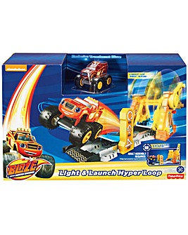 Monster Machines Hyper Loop Playset