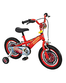 Disney Cars 3 14 Inch Bike