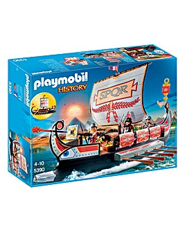 Playmobil Roman Warriors Ship