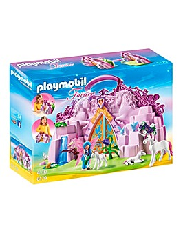 Playmobil Take Along Fairy Garden