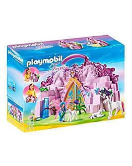Playmobil Take Along Fairy Garden