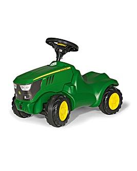 John Deere 6150R Mini Trac