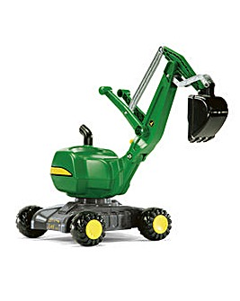 John Deere Mobile 360 Degree Excavator