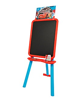 Disney Cars Double Sided Easel