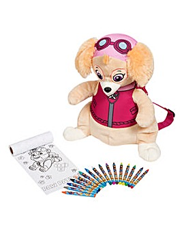 Paw Patrol Skye Backpack and Accessories