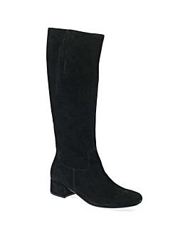 Gabor Jorgie Womens Suede Long Boots