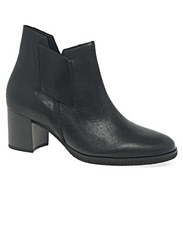 Gabor Elsa Womens Suede Ankle Boots