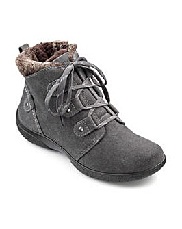 Hotter Ruby EE Lace Up Boot