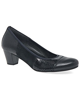Gabor Symbol Womens Court Shoes