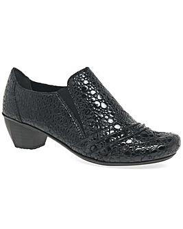 Rieker Odyssey High Cut Court Shoes