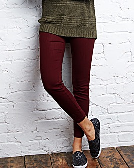 Simply Be Slim Leg Jeggings Long