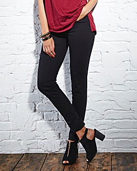 Simply Be Daisy Skinny Jeggings Reg
