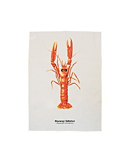 Lobster Tea Towel
