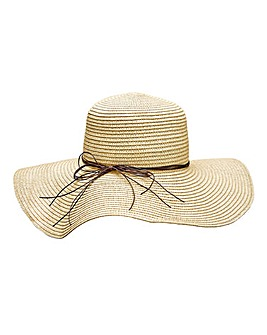 Straw Beach Hat