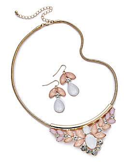 Joanna Hope Necklace and Earring Set
