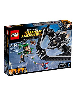 LEGO Batman vs Superman Sky Battle