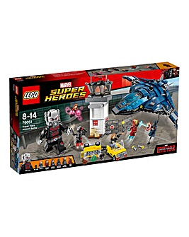 LEGO Marvel Superhero Airport Battle