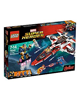 LEGO Marvel Avenjet Space Mission