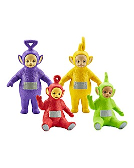 Teletubbies Family Pack of 4 Figures