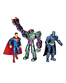 Batman vs Superman 3-Figure Pack